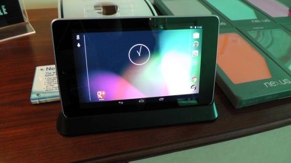 Überarbeitetes Nexus 7 mit Snapdragon S4 Pro?
