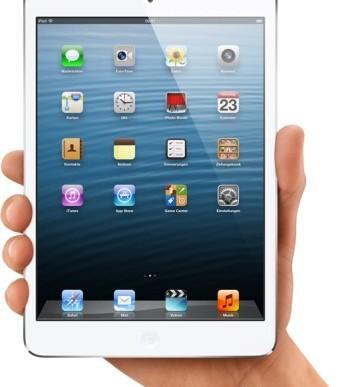 iPad mini: Die Krux mit dem Retina-Display – Apple erwartet Mehrkosten