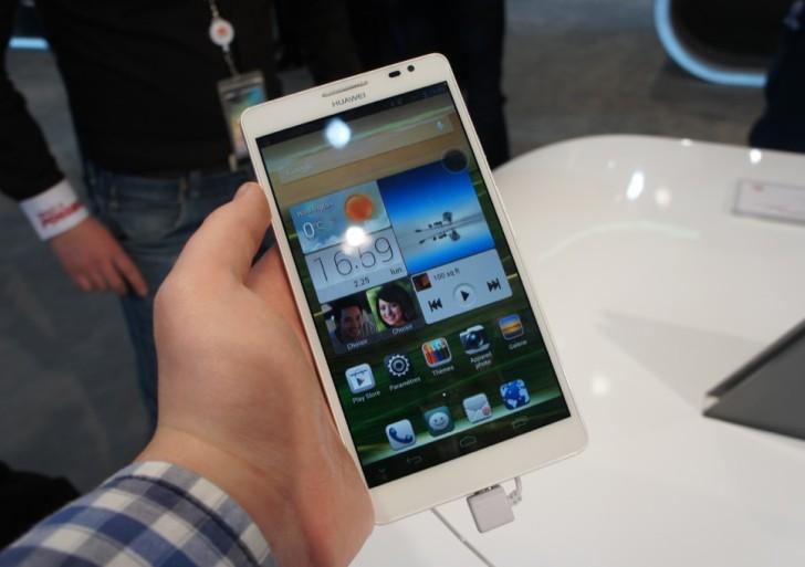 MWC: Huawei Ascend Mate im Kurztest mit 6,1 Zoll