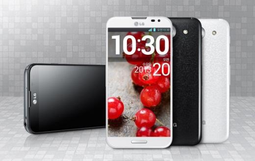 LG Optimus G Pro mit neuestem Snapdragon Prozessor offiziell angekündigt