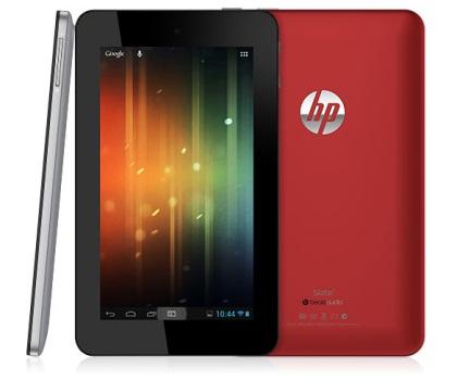 MWC: HP kündigt Slate 7 für 169$ an – ab April verfügbar