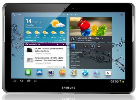 Samsung Tab 2
