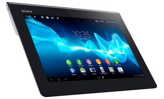Sony Xperia Tablet S: Android-Update 4.1.2 kommt im Mai