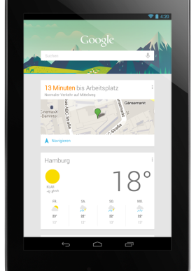 Reuters: Google Nexus 7 der 2. Generation kommt im Juni