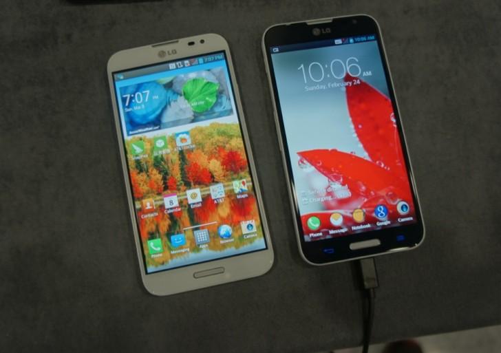 MWC: LG Optimus G Pro im Kurztest