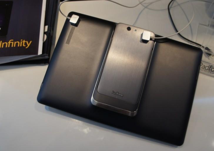 MWC: ASUS PadFone Infinity im Kurztest + Kommentar