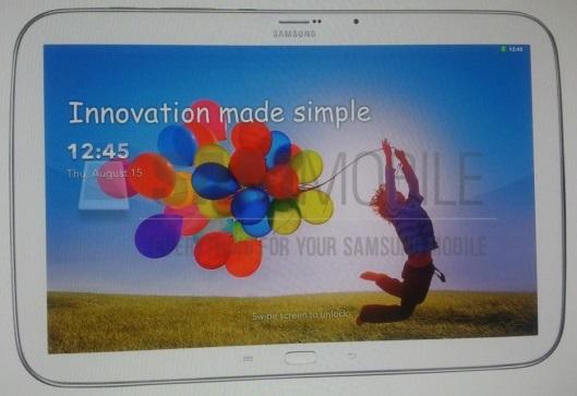 Samsung's Highend-Tablet: Galaxy Tab 3 Plus mit Octa-Core und Retina-Auflösung?