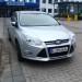 Selbstfahrendes Auto: Ford Focus & adaptive Geschwindigkeitsregelanlage