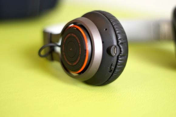 Jabra Revo Wireless Kopfhörer Verarbeitung