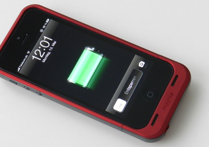 Mophie Juice Pack Air für iPhone 5 im Test