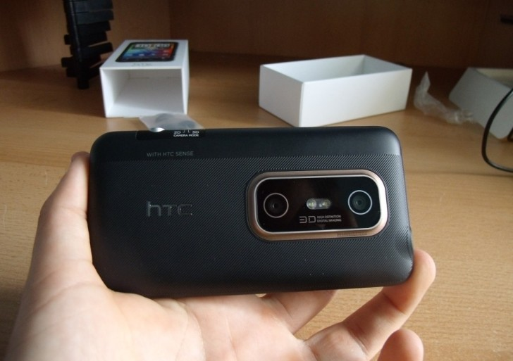 Video: HTC EVO 3D Unboxing