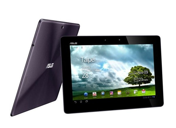 Asus Transformer Prime US-Launch am 8.Dezember?
