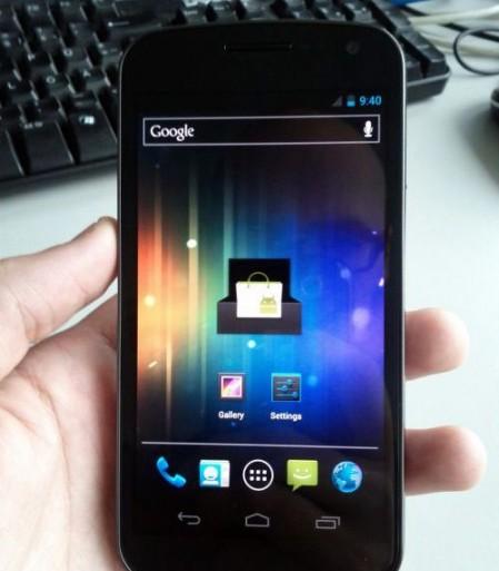 Leak: Google Nexus Prime auf Video, Vorstellung verschoben!
