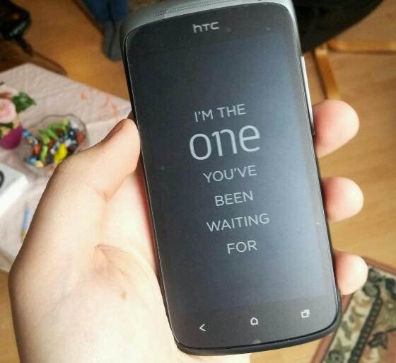 Live Unboxing HTC One S! Heute um 19 Uhr!