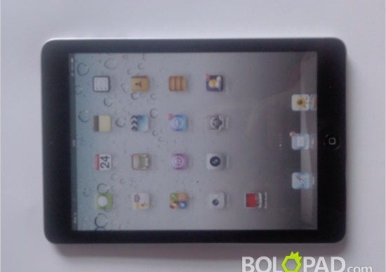 iPad mini Bilder aufgetaucht – Update: Video!