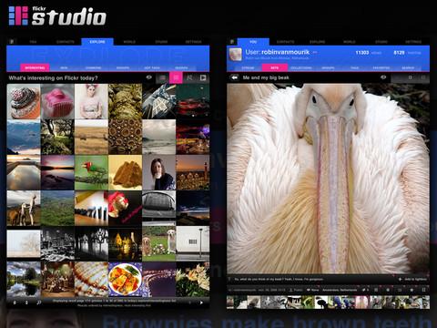 Flickr Studio für iPad heute kostenlos!