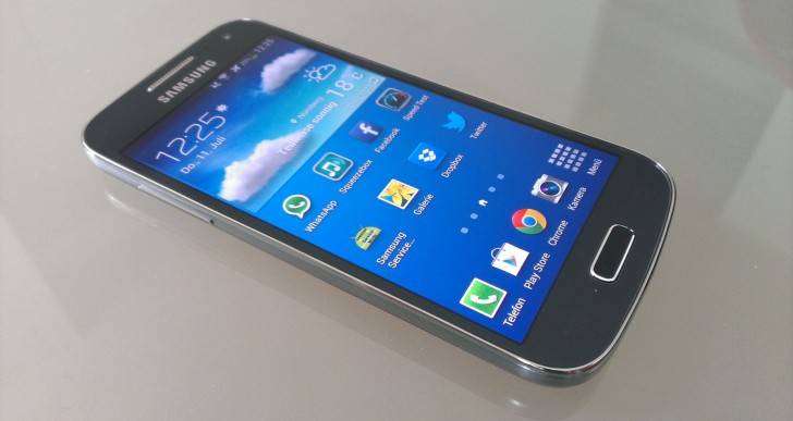 Kurz-Test: Samsung Galaxy S4 mini GT-I9195