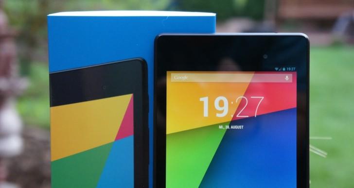 Das neue Nexus 7 im TV-Spot von Google Deutschland