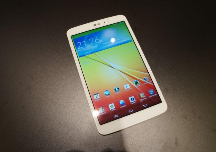 LG G-Pad 8.3 im Kurztest & Vergleich mit Nexus 7 (2013)
