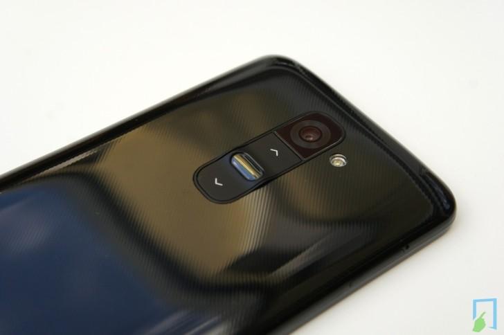 LG G2 Kamera