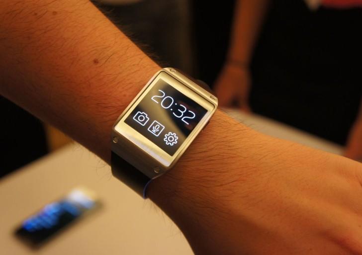 Samsung Galaxy Gear Kurztest & Kommentar