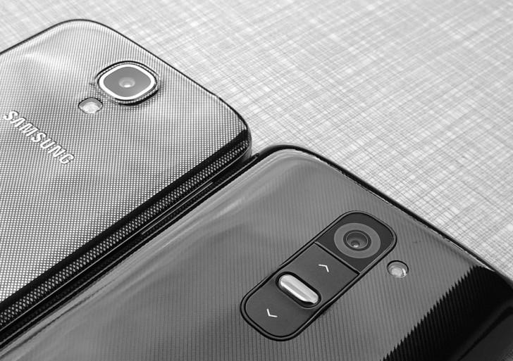 LG G2 & Samsung Galaxy S4: Vergleich & Kurztest