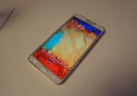 Samsung Galaxy Note 3 im Kurztest