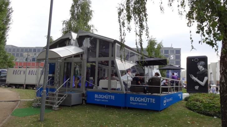 Intel Bloghütte IFA 2013