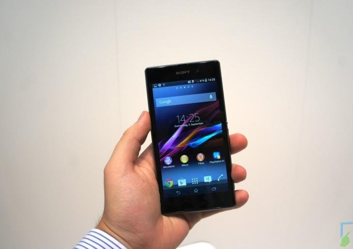 Sony Xperia Z1 im Kurztest