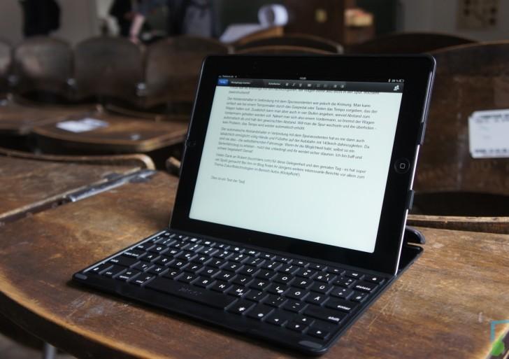 Zagg Keys PRO+ und Keys PROFolio+ Testbericht