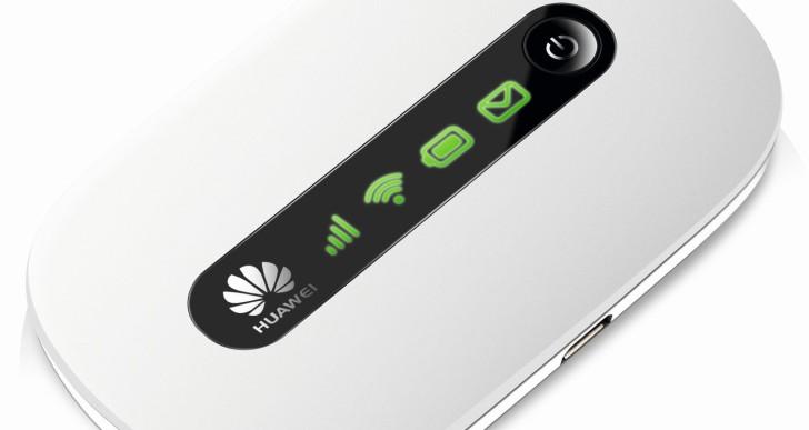 Huawei E5220: Test des Mobile WLAN Hotspot