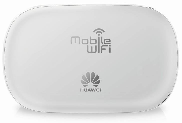 Huawei E5220 Rueckseite