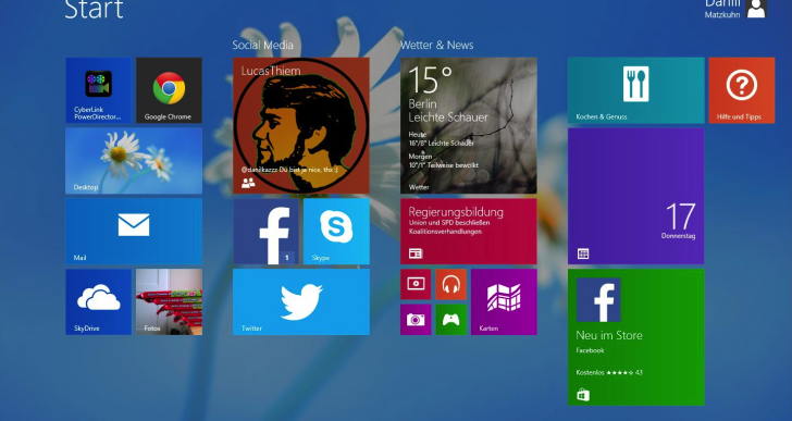 Top 7 Windows 8.1 Features