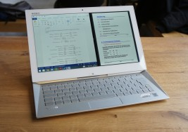 Sony Vaio Duo 13 – Top 6 Features für Studenten