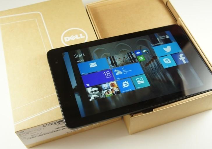 Dell Venue 8 Pro Testbericht – das Preis-Leistungs-Wunder