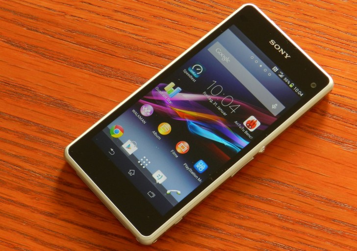 Erster Eindruck: Sony Xperia Z1 Compact