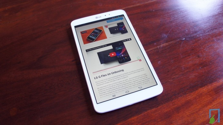 LG G Pad Testbericht