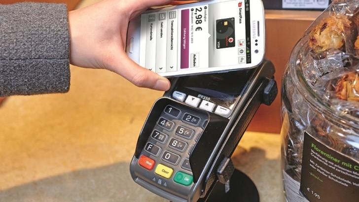 Ausprobiert: Mit Vodafone Wallet & SmartPass mobil bezahlen
