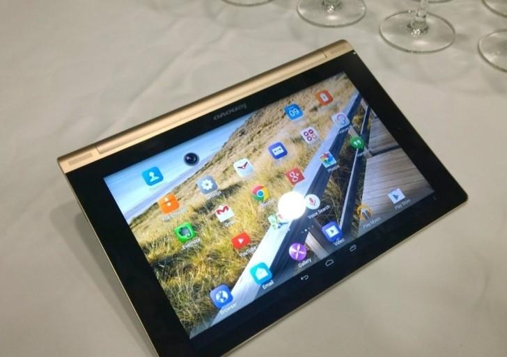 Lenovo Yoga Tablet 10 HD+ im ersten Eindruck