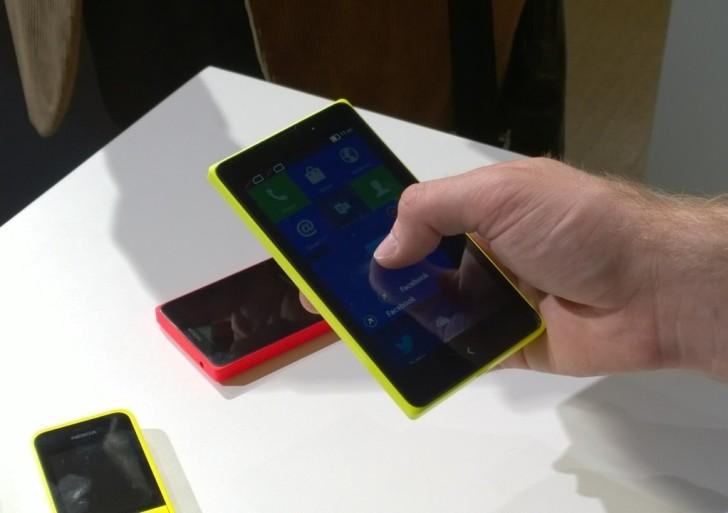 Vergleich: Nokia X, X+ & Nokia XL – erster Eindruck