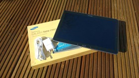 Samsung Galaxy Note Pro 12.2 Unboxing