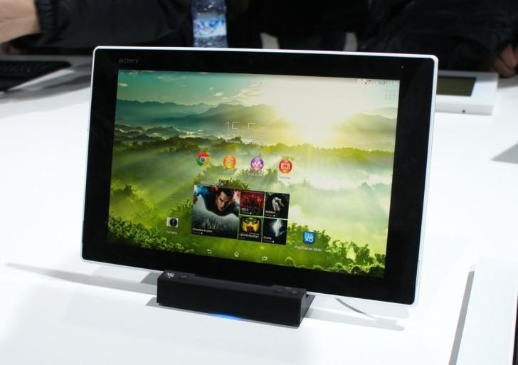 Sony Xperia Z2 Tablet – erster Eindruck, Preise & Zubehör