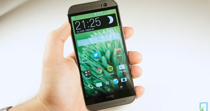 HTC One M8 – erster Eindruck & viele Fotos