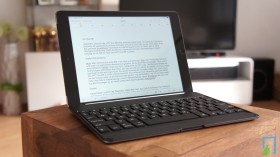 ZAGGkeys Cover iPad Air Test