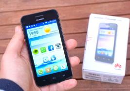 Huawei Ascend Y330 ausgepackt & erster Eindruck