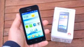 Huawei Ascend Y330 Testbericht