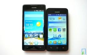 Vergleich Huawei Y530 vs Y330