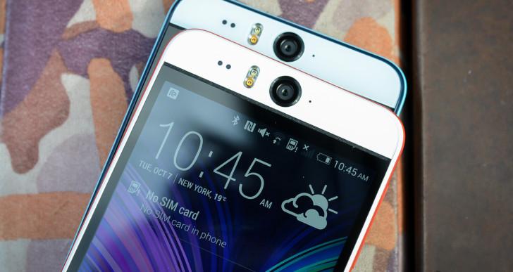 Kommentar: HTC RE Camera, Desire Eye & die Selfie-Statue