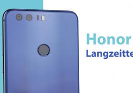 Honor 8 im Langzeittest – Erfahrungen nach 2 Monaten!