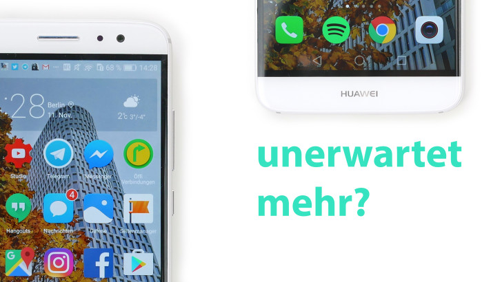 Huawei Nova Plus Test – unerwartet mehr?